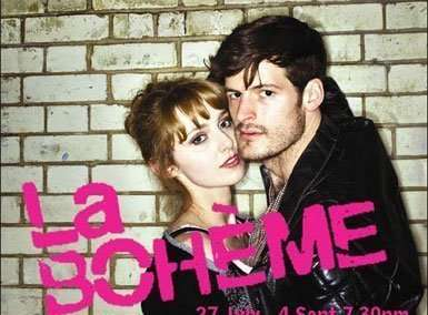 'La Boheme' at Soho Theatre