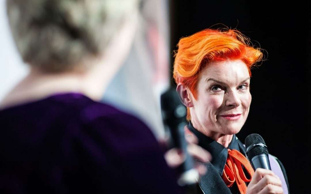 A Conversation with Sandy Powell